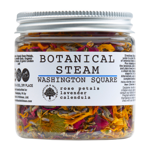 botanical steam