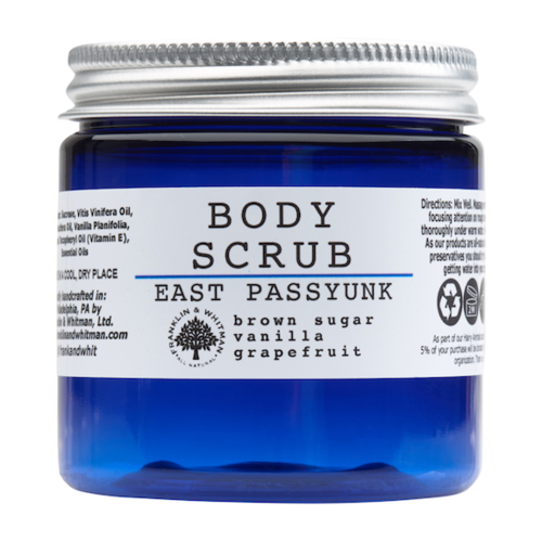 frank and whit body scrub