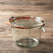 weck fermenting : dip jars